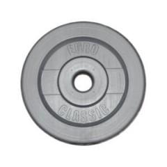 Диск для штанги виниловый d-26мм 2,5 кг