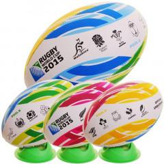 Мяч для регби GILBERT RWC2015 Emblem р.5