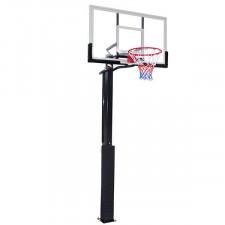 Баскетбольная стационарная стойка DFC ING50A 127x80cm