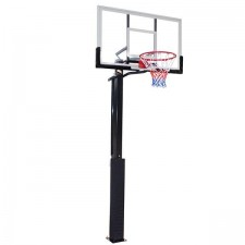 Баскетбольная стационарная стойка DFC ING56A 143x80cm