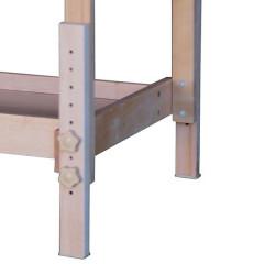 Массажный стационарный стол DFC NIRVANA SUPERIOR TS100