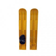 Мини-лыжи (в сетке) большие 50см