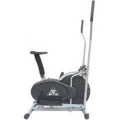 Эллиптический тренажер с сиденьем DFC E2000S