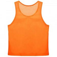 Манишка сетчатая малая, оранжевая
