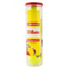 Мяч теннисный WILSON Championship арт. WRT100101 3шт.