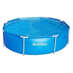 Каркасный бассейн Bestway Steel Pro Frame 56045/56431 244х61 см