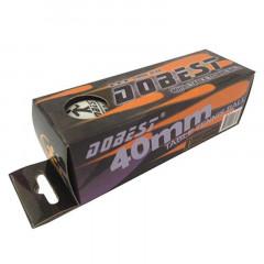 Мяч для настольного тенниса DOBEST BA-01 (3 звезды) 3шт/уп