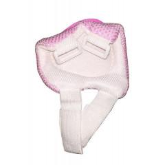 Защита локтя, запястья, колена Action ZS-200 р.M (для девочки)
