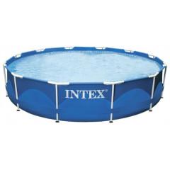 Бассейн каркасный Intex Metal Frame 28210/56994 366х76см