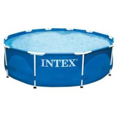 Бассейн каркасный Intex Metal Frame 28200/56997 305х76см