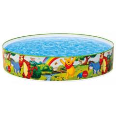 Детский каркасный бассейн Intex Winnie The Pooh Snapset 58475 (122x25 см)