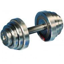 Гантель (1 шт) 12 кг сборная Атлант