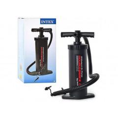 Насос ручной Intex 68605 Double Quick 3 S Hand Pump 37см