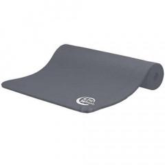 Коврик для йоги и фитнеса Lite Weights 5410LW 180*60*1см (антрацит)