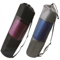 Чехол-переноска для спортивных ковриков 65*25см ZS-6525 (серебро)