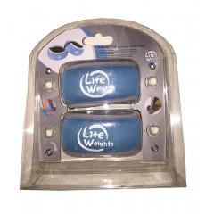 Утяжелители для рук Lite Weights 5850LW (0,5кг*2шт)