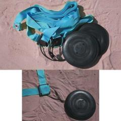 Комплект для разметки площадки для пляжного волейбола