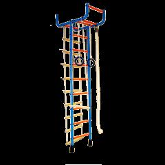 Детский спортивный комплекс №3-5 ПВХ Трансформер сине-желтый