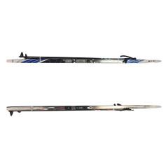 Лыжный комплект (лыжи+палки+крепл.NNN) Rottefella STEP длина 195