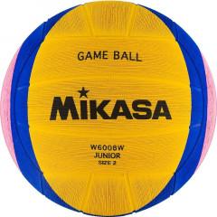 Мяч для водного поло MIKASA W6008W Junior р.2