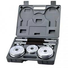 Набор гантельный Lite Weights 7915LW 15кг (2x7.5кг)
