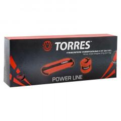 Утяжелители универсальные Torres 2 кг (2x1кг) арт.PL110182