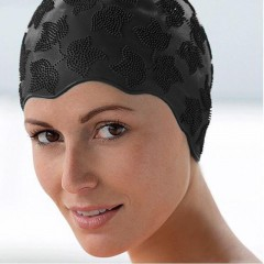 Шапочка для плавания женская FASHY Moulded Cap арт.3100-00-20