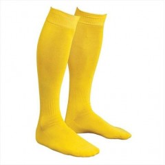 Гетры футбольные желтые р. 36-38