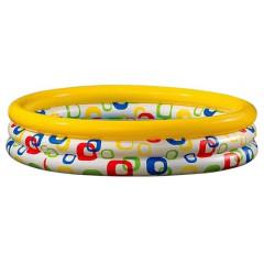 Бассейн детский Intex 58439 3 кольца (147х33см) 3+