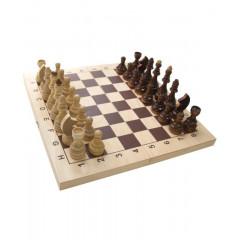 Шахматы гроссмейстерские 43х21х5,5 см (Россия)