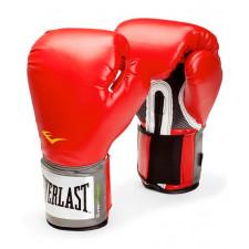 Перчатки боксерские Everlast Pro Style Anti-MB 2114U 14 унций красные