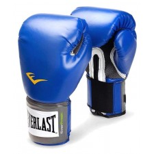 Перчатки боксерские Everlast Pro Style Anti-MB 2212U 12 унций синие