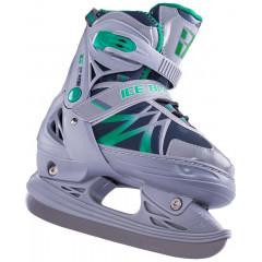 Коньки ледовые раздвижные Ice Blade Wild р.M/34-37