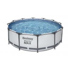 Бассейн каркасный Bestway 56260 Steel Pro Max (366х100см)