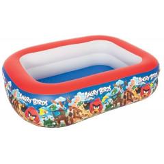 Бассейн надувной Bestway 96109 Angry Birds 201х150х51см,450л