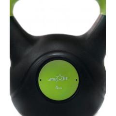 Гиря пластиковая StarFit DB-501 4 кг