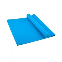 Коврик для йоги StarFit FM-101 (173x61x0,3 см) синий