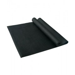 Коврик для йоги StarFit FM-101 (173x61x0,3 см) черный