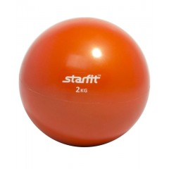 Медбол StarFit GB-703 2 кг оранжевый