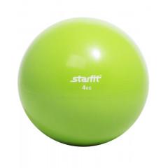 Медбол StarFit GB-703 4 кг зеленый