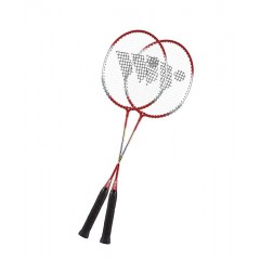Набор для бадминтона Wish  Alumtec 308 красный/серый/черный