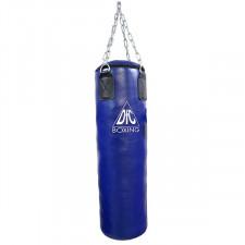 Боксёрский мешок DFC HBPV3.1 синий 35 кг (120*30)