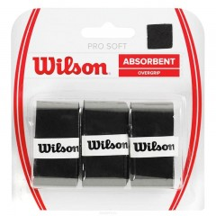 Овергрип Wilson Pro Soft Overgrip арт. WRZ4040BK