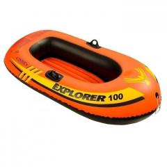 Лодка надувная двухместная Intex Explorer-100 (160х94х29см)
