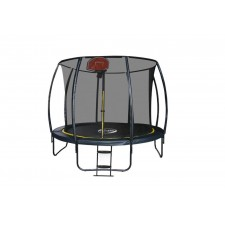 Батут Sport Elit 12FT CFR-12FT-4 (3,66м) с защитной сеткой (внутрь) с лестницей