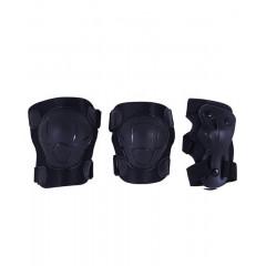 Комплект защиты Ridex Armor черный р.S