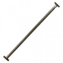 Турник раздвижной  металлический 76-84 см