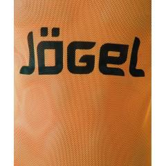 Манишка сетчатая Jogel JBIB-1001 детская, оранжевый рост 140-152