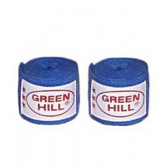 Бинт боксерский Green Hill BC-6235a 2,5м синий