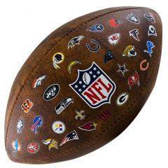 Мяч для американского футбола WILSON NFL 32 Team Logo арт. WTF1758XBNF32